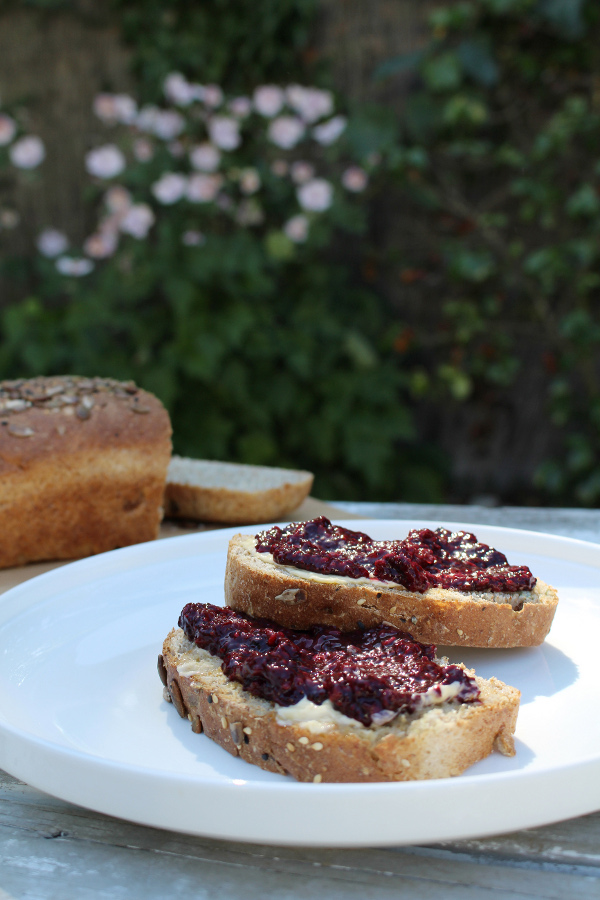 The MacPherson Diaries Toast & Jam