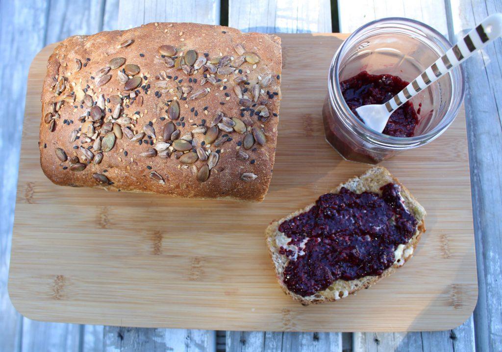 The MacPherson Diaries Toast & Jam Homemade Recipe
