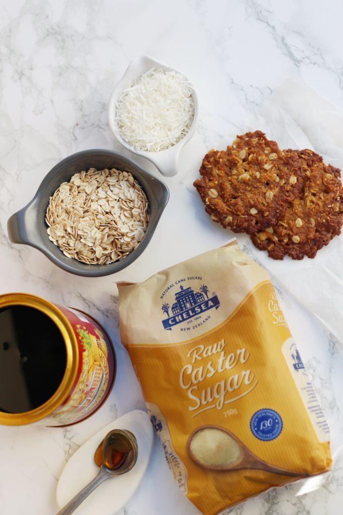 Anzac Baking