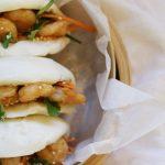 Crispy Prawn Bao Buns